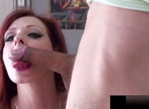 Canadian Milf Shanda Fay Blows Her Boy..