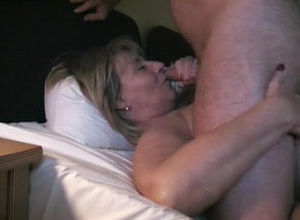 German plus-size mature huge facial..