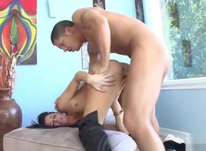 India Summer deep-throats and drills..