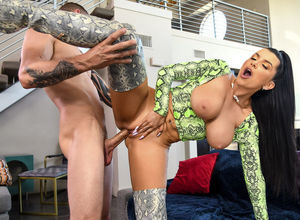 She Slithers Free  With Romi Rain -..