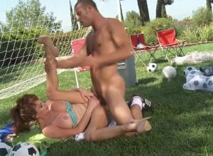 Wicked - Big-tit UK Soccer  Lia Lor..
