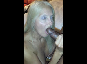 Solid Big black cock in her throat get..