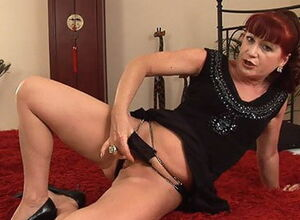Redhead Stepmom Shacking up Will not..