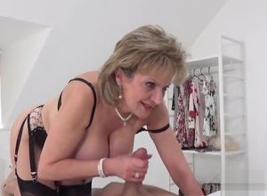 Adulterous english mature dame sonia..