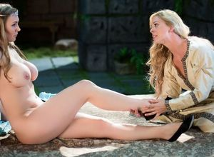 Tanya Tate & Cherie DeVille in The..